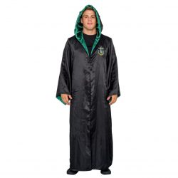 Harry Potter Slytherin Black Robe - Black - XS