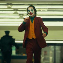 Joker Psycho Clown Costume Set