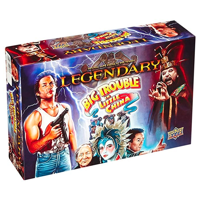 Legendary Big Trouble in Little China Board Game