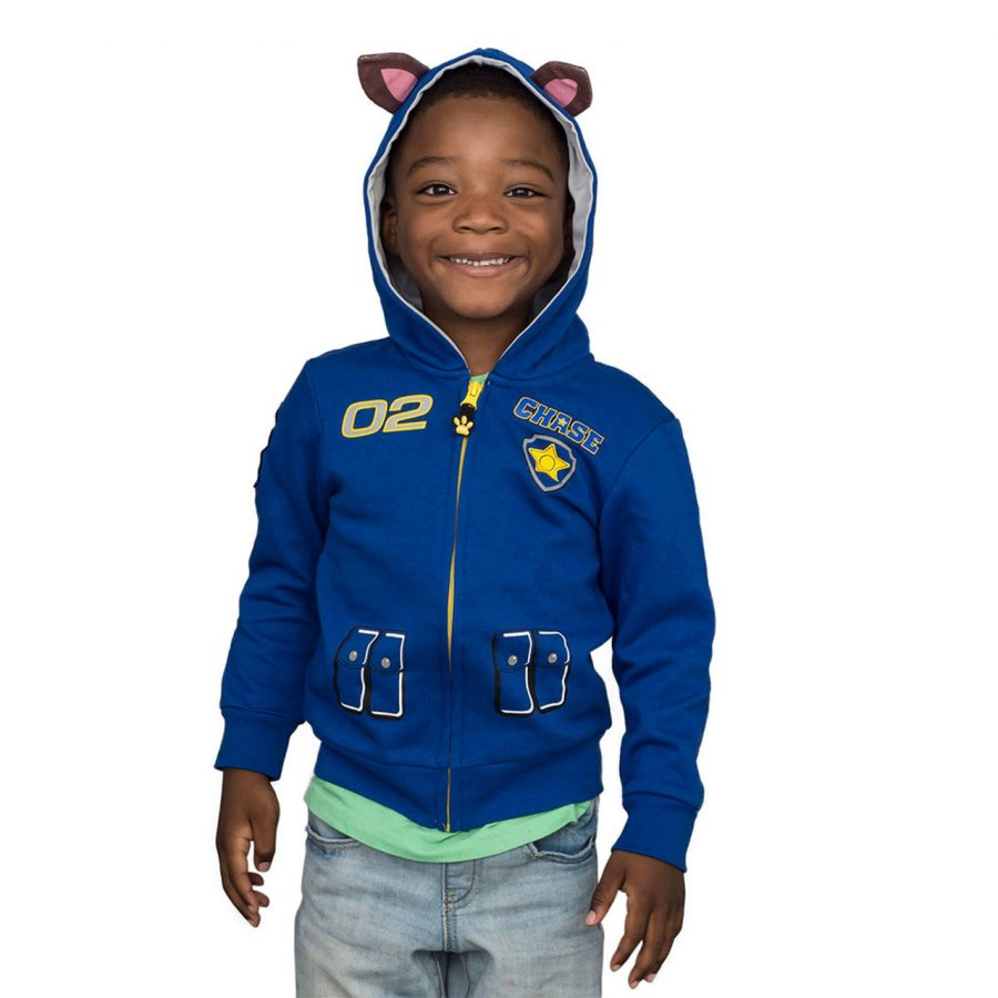 Paw Patrol Children Zip up Hoodie - Blue - 4T