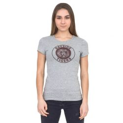 Saved By the Bell Bayside Tigers Logo Tee - Gray - XL