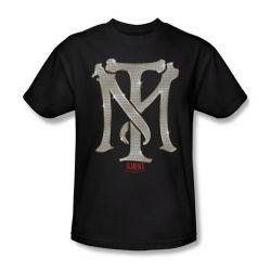 Scarface TM Bling Adult Black T-Shirt - Black - 3X