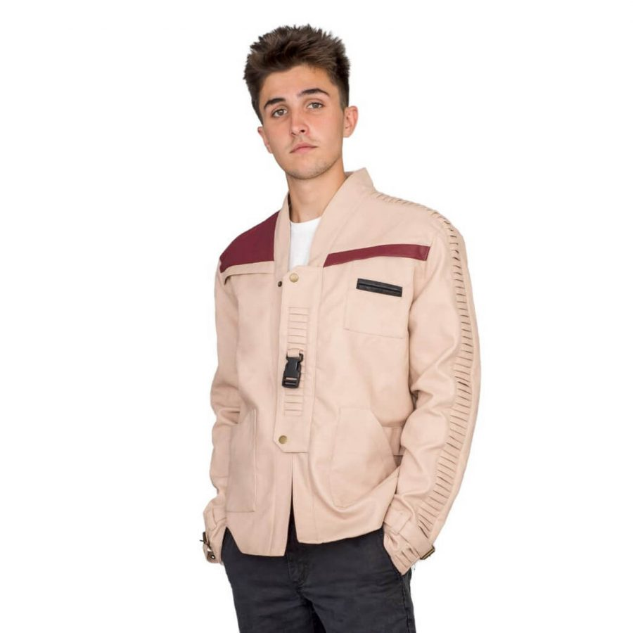 Star Wars Adult Finn Costume Jacket - Light Brown - 3XL