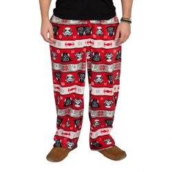 Star Wars Darth Vader Storm Trooper Red Pajama Lounge Pants - Red - 2XL