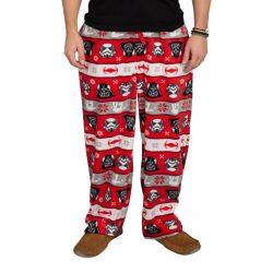 Star Wars Darth Vader Storm Trooper Red Pajama Lounge Pants - Red - 2XL