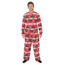 Star Wars Darth Vader Tropper Pajama Set - Red - 3XL