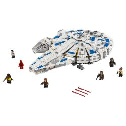 Star Wars Solo: A Star Wars Story Kessel Run Millennium Falcon 75212 LEGO Building Kit