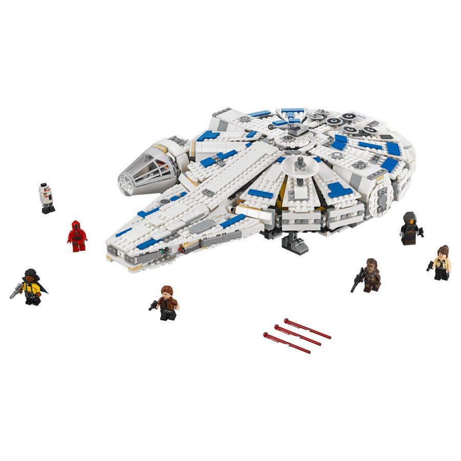 Star Wars Solo: A Star Wars Story Kessel Run Millennium Falcon 75212 LEGO Building Kit