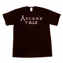 Stargate Ascend This T-shirt - Black - 2X