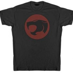 Thundercats Original Logo T-shirt - Black - 2X