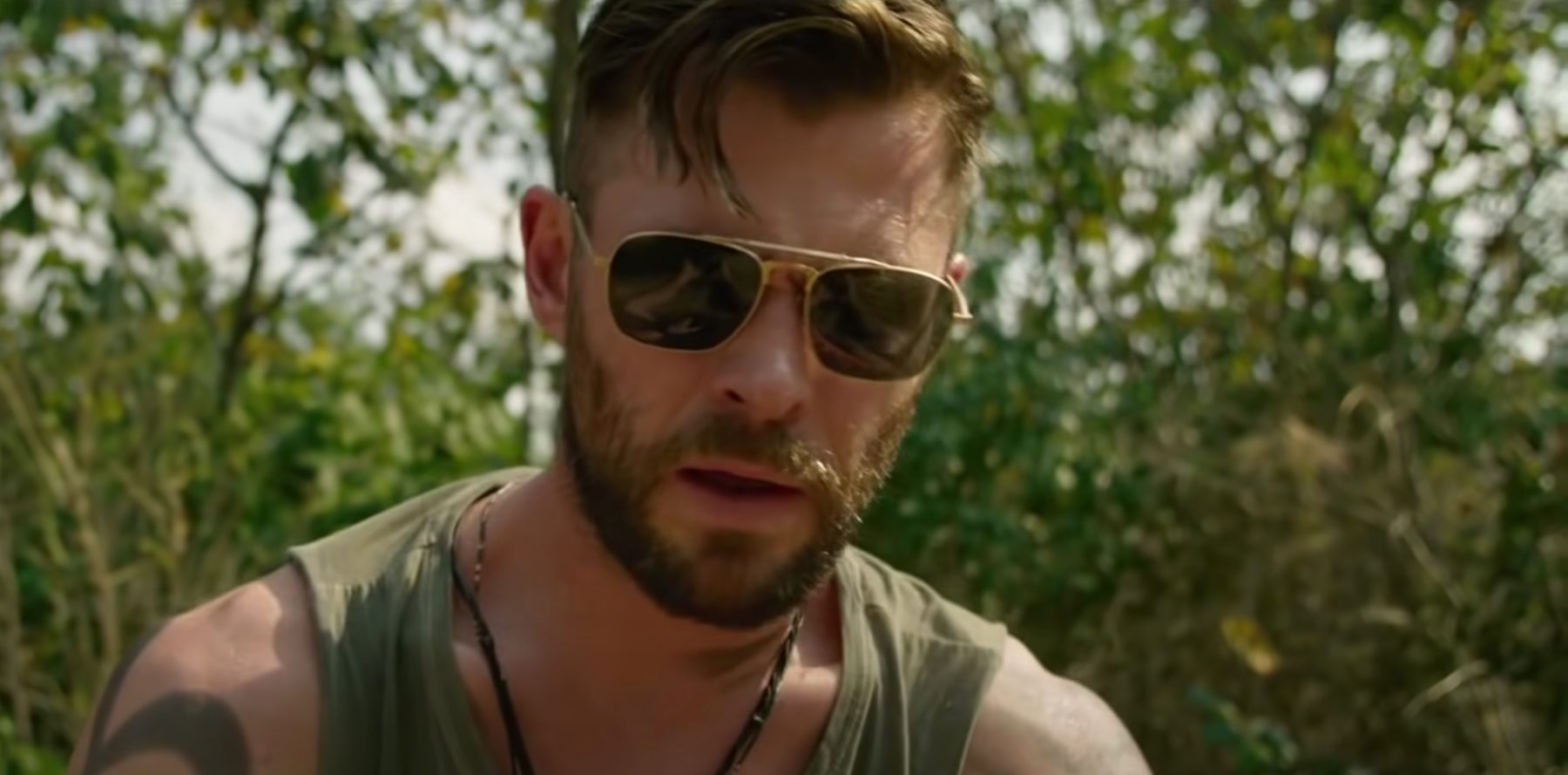 Sunglasses Chris Hemsworth In Extraction