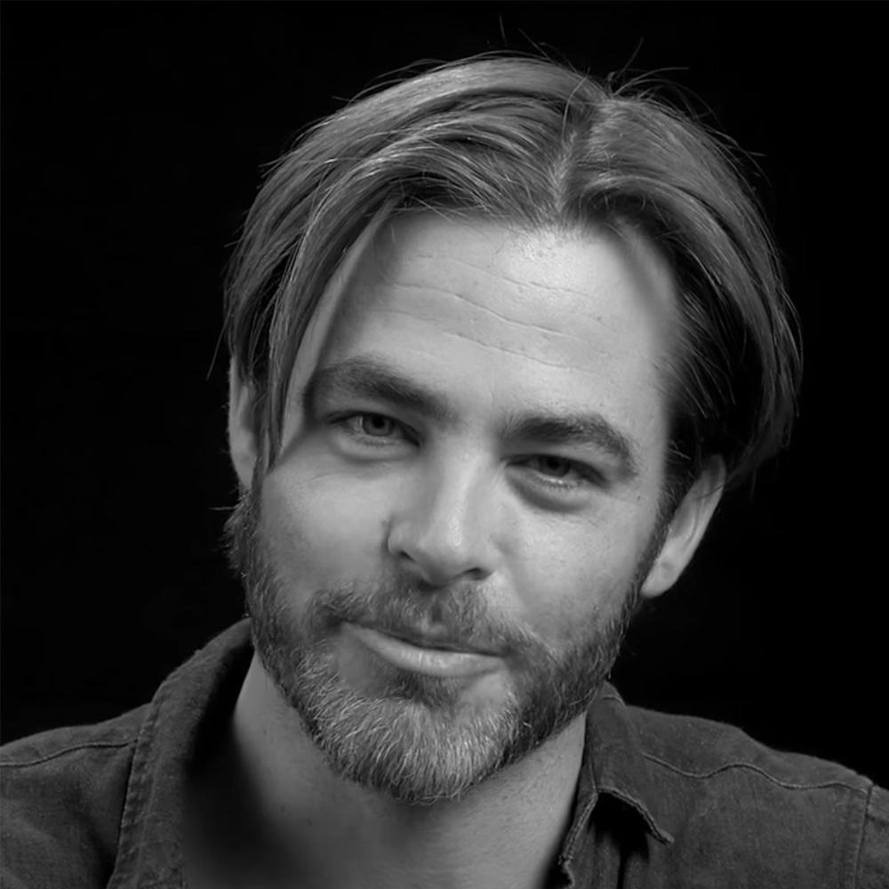 Chris Pine products