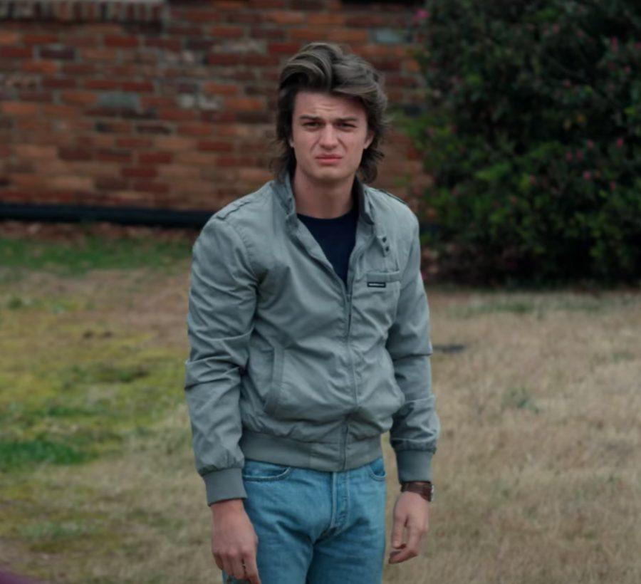 Jacket Joe Keery in Stranger Things