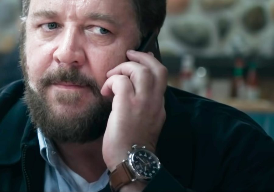 Wristwatch Russell Crowe in Unhinged