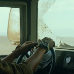 Military wristwatch Meagan Good in Monster Hunter