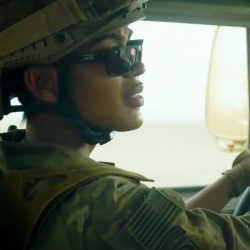 Sunglasses Meagan Good in Monster Hunter