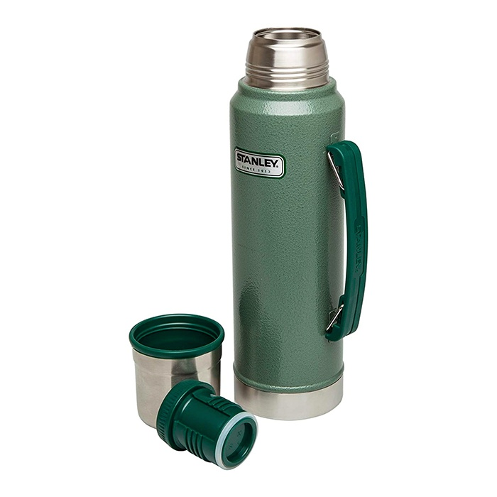 Stanley Green Insulated Bottle Tahar Rahim in The Mauritanian