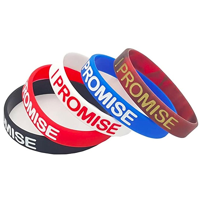 I promise Silicone Wristband Lebron James in Space Jam-A New Legacy