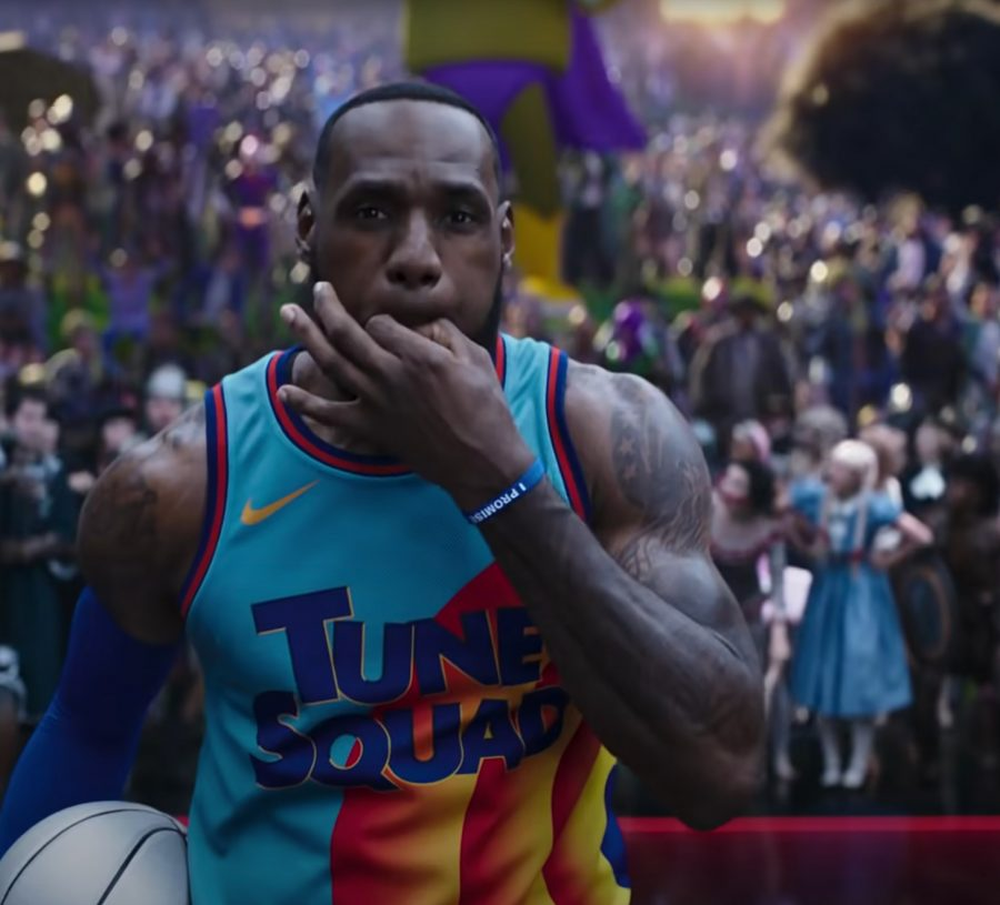 I promise Wristband Lebron James in Space Jam-A New Legacy